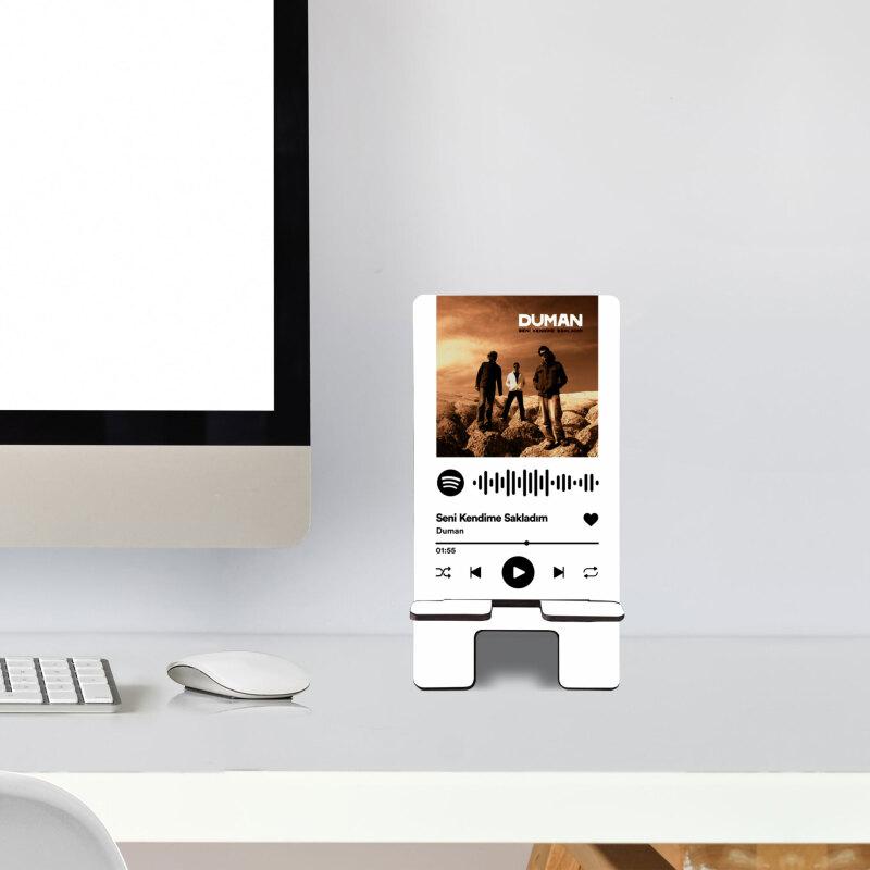 Albüm Kapağı Telefon Standı